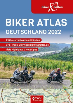 Biker Atlas DEUTSCHLAND 2022