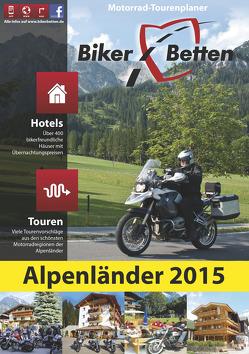 Bikerbetten Alpenländer 2015