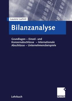 Bilanzanalyse von Lachnit,  Laurenz