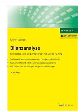 Bilanzanalyse von Gräfer,  Horst, Wengel,  Torsten