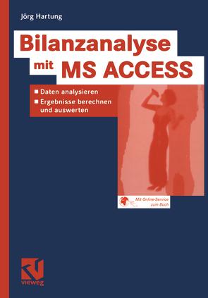 Bilanzanalyse mit MS ACCESS von Hartung,  Jörg