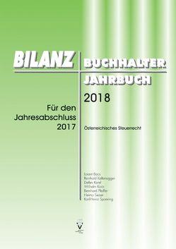 BILANZBUCHHALTER JAHRBUCH 2018 von Bacs,  Lorant, Kaltenegger,  Reinhold, Karel,  Detlev, Koitz,  Wilhelm, Pfeiffer,  Bernhard, Seiser,  Heimo, Spanring,  Karl-Heinz