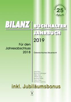 BILANZBUCHHALTER JAHRBUCH 2019 – inkl. Jubiläumsbonus als PDF von Bacs,  Lorant, Kaltenegger,  Reinhold, Karel,  Detlev, Koitz,  Wilhelm, Pfeiffer,  Bernhard, Seiser,  Heimo, Spanring,  Karl-Heinz