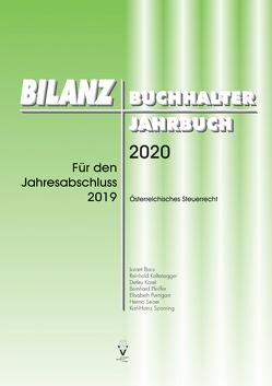 BILANZBUCHHALTER JAHRBUCH 2020 von Bacs,  Lorant, Kaltenegger,  Reinhold, Karel,  Detlev, Pfeiffer,  Bernhard, Seiser,  Heimo, Spanring,  Karl-Heinz