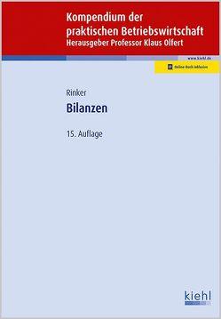 Bilanzen von Olfert,  Klaus, Rinker,  Carola