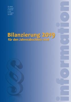 Bilanzierung 2019 von Brein,  Markus, Denk,  Christoph, Krainer,  Wolfgang, Reisner,  Petra, Sixl,  Gunnar, Wagner,  Doris