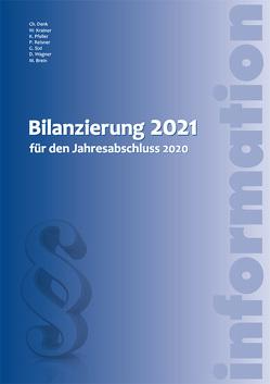 Bilanzierung 2021 von Brein,  Markus, Denk,  Christoph, Krainer,  Wolfgang, Pfeiler,  Katrin, Reisner,  Petra, Sixl,  Gunnar, Wagner,  Doris