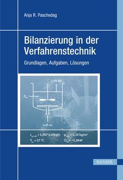 Bilanzierung in der Verfahrenstechnik von Paschedag,  Anja R.
