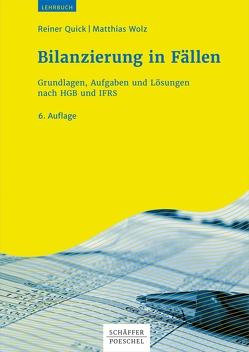 Bilanzierung in Fällen von Quick,  Reiner, Wolz,  Matthias