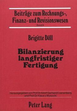 Bilanzierung langfristiger Fertigung von Franzen (geb. Döll),  Brigitte