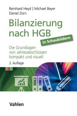 Bilanzierung nach HGB in Schaubildern von Beyer,  MIchael, Heyd,  Reinhard, Zorn,  Daniel