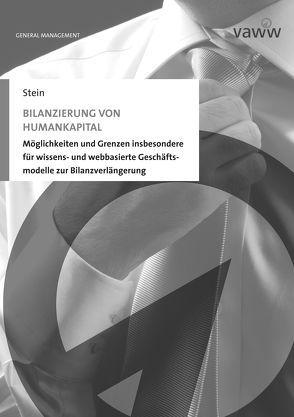 Bilanzierung von Humankapital von Stein,  Dirk