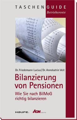 Bilanzierung von Pensionen von Lucius,  Friedemann, Veit,  Annekatrin
