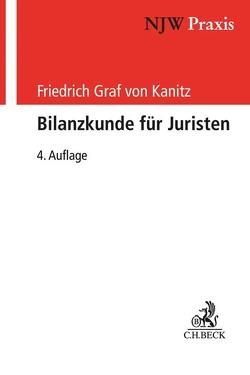 Bilanzkunde für Juristen von Kanitz,  Friedrich Graf von