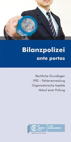 Bilanzpolizei ante portas von Christian,  Dieter, Nessmann,  Roland, Schloegel,  Gordon