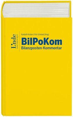Bilanzposten-Kommentar von Fritz-Schmied,  Gudrun, Kanduth-Kristen,  Sabine