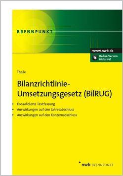 Bilanzrichtlinie-Umsetzungsgesetz (BilRUG) von Theile,  Carsten