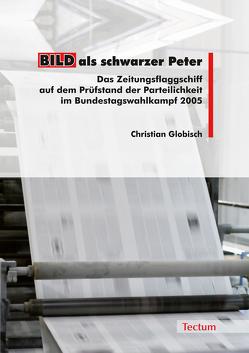 BILD als schwarzer Peter von Globisch,  Christian