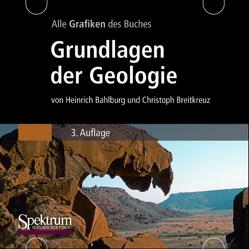 Bild-CD-ROM, Bahlburg/Breitkreuz, Grundlagen der Geologie von Bahlburg,  Heinrich, Breitkreuz,  Christoph, Herweg,  Frank