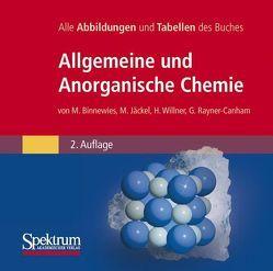 Bild-DVD, Allgemeine und Anorganische Chemie von Binnewies,  Michael, Jäckel,  Manfred, Willner,  Helge