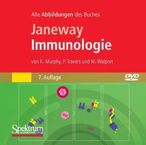 Bild-DVD, Janeway Immunologie von Haußer-Siller,  Ingrid, Mahlke,  Kerstin, Murphy,  Kenneth M., Seidler,  Lothar, Travers,  Paul, Walport,  Mark