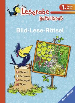 Bild-Lese-Rätsel (1. Lesestufe) von Bürgermeister,  Tanja, Dölling,  Andrea, Schulmeyer,  Heribert