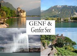 Bildband Genf & Genfer See von Gräf,  Bernd