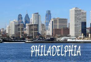 Bildband Philadelphia von Gräf,  Bernd