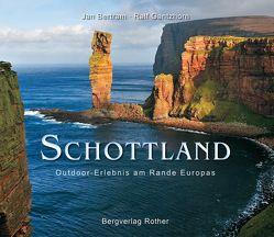 Rother Bildband / Schottland von Bertram,  Jan, Gantzhorn,  Ralf
