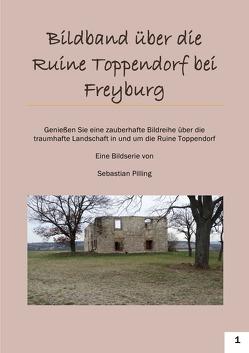 Bildband über die Ruine Toppendorf bei Freyburg von Pilling,  Sebastian