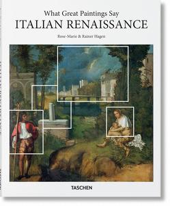 Bildbefragungen. Italienische Renaissance von Hagen,  Rainer & Rose-Marie