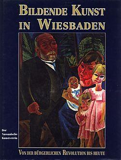 Bildende Kunst in Wiesbaden von Funk,  Birgit, Lang-Schilling,  Marlies, Russ,  Bruno
