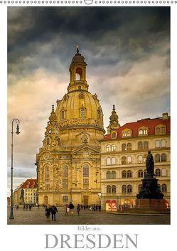 Bilder aus Dresden (Wandkalender 2019 DIN A2 hoch) von Meutzner,  Dirk