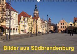 Bilder aus Südbrandenburg (Wandkalender 2018 DIN A3 quer) von Handrek,  Frank