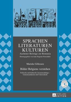 Bilder Belgiens verstehen von Gillessen,  Marieke