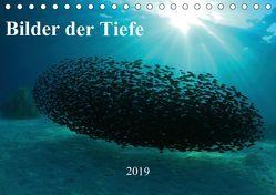 Bilder der Tiefe 2019 (Tischkalender 2019 DIN A5 quer) von Hablützel,  Martin