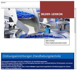 Mechatronik in Wort und Bild (mit Suche nach Abbildungen in englischer + deutscher Sprache) von Wagner,  Markus