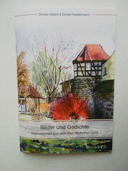 Bilder und Gedichte von Christa Gilbert,  Gerda Fleddermann