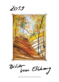 Bilder vom Elbhang 2019 – Kalender gross von Reich,  Christine