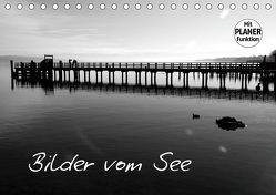 Bilder vom See (Tischkalender 2019 DIN A5 quer) von Marten,  Martina