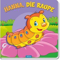 """Bilderbuch """"Hanna, die Raupe"""""""