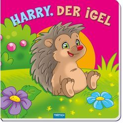 "Bilderbuch ""Harry, der Igel"""