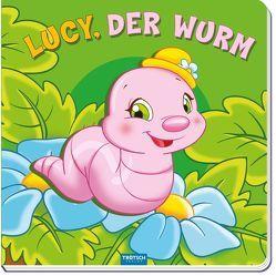 """Bilderbuch """"Lucy, der Wurm"""""""