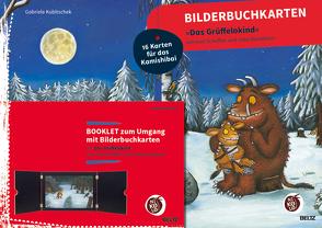 Bilderbuchkarten »Das Grüffelokind« von Axel Scheffler und Julia Donaldson von Kubitschek,  Gabriele