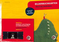 Bilderbuchkarten »Rosi in der Geisterbahn« von Philip Waechter von Fink,  Michael