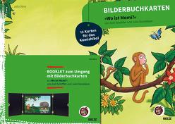 Bilderbuchkarten »Wo ist Mami?« von Axel Scheffler und Julia Donaldson von Storz,  Julia