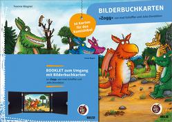 Bilderbuchkarten »Zogg« von Axel Scheffler und Julia Donaldson von Wagner,  Yvonne