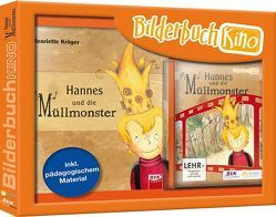 Bilderbuchkino Hannes und die Müllmonster von Kröger,  Henriette