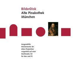 BilderDisc Alte Pinakothek München von Hunstein,  Stefan, Riedmaier,  Sylvia