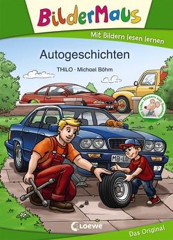 Bildermaus – Autogeschichten von Boehm,  Michael, THiLO